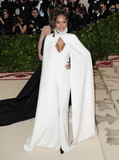 Jourdan Dunn Photo - Photo by zzXPXstarmaxinccomSTAR MAXCopyright 2018ALL RIGHTS RESERVEDTelephoneFax (212) 995-11965718Jourdan Dunn at the 2018 Costume Institute Benefit Gala celebrating the opening of Heavenly Bodies Fashion and the Catholic Imagination(The Metropolitan Museum of Art NYC)