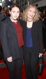 Mia Farrow Photo - Photo by Walter WeissmanSTAR MAX Inc - copyright 20035103Mia Farrow and daughter at the Broadway opening of Gypsy(NYC)