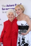 Cathy Rigby Photo - Photo by GPTCWstarmaxinccom2013ALL RIGHTS RESERVEDTelephoneFax (212) 995-11966913Charlotte Rae and Cathy Rigby at The Actors Fund 17th Annual Tony Awards Viewing Party(Los Angeles CA)