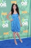 Selena Gomez Photo - Photo by Quasarstarmaxinccom20088308Selena Gomez at the Teen Choice Awards(Los Angeles CA)