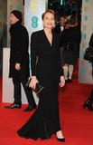 Kristin Scott Thomas Photo - Photo by KGC-03starmaxinccomSTAR MAX2015ALL RIGHTS RESERVEDTelephoneFax (212) 995-11962815Kristin Scott Thomas at the 2015 EE BAFTA British Academy Film Awards(London England UK)