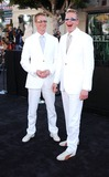 Adrian Rayment Photo - Photo by Lee Roth STAR MAX Inc - copyright 2003 ALL RIGHTS RESERVED TelephoneFax (212) 995-1196 5703 Adrian Rayment and Neil Rayment  at the Los Angeles premiere of Matrix Reloaded (Westwood CA)