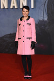 Noomi Rapace Photo - Photo by KGC-03starmaxinccomSTAR MAX2016ALL RIGHTS RESERVEDTelephoneFax (212) 995-119611416Noomi Rapace is seen at the premiere of The Revenant(London England)