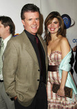 Alan Thicke Photo - Photo by Michael Germanastarmaxinccom2006ALL RIGHTS RESERVEDTelephoneFax (212) 995-119631506Alan Thicke and his wife Tanya Callau at the launch of the AOL and Warner Bros broadband network In2TV(Beverly Hills CA)