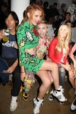 Bella Thorne Photo - Photo by HQBstarmaxinccomSTAR MAX2014ALL RIGHTS RESERVEDTelephoneFax (212) 995-119691014Bella Thorn Miley Cyrus and Tish Cyrus at Mercedes-Benz Fashion Week Spring 2015 at Milk Studios(NYC)