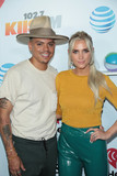 Ashlee Simpson Photo - Photo by gotpapstarmaxinccomSTAR MAX2018ALL RIGHTS RESERVEDTelephoneFax (212) 995-11966218Evan Ross and Ashlee Simpson at iHeartRadios KIIS FM Wango Tango in Los Angeles CA