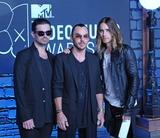 30 Seconds to Mars Photo - Photo by Tanya Keseystarmaxinccom2013ALL RIGHTS RESERVEDTelephoneFax (212) 995-11968251330 Seconds to Mars at The MTV Video Music Awards(Brooklyn NY)