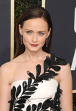 Alexis Bledel Photo - Photo by GalaxystarmaxinccomSTAR MAXCopyright 2018ALL RIGHTS RESERVEDTelephoneFax (212) 995-11961718Alexis Bledel at the 75th Annual Golden Globe Awards(Beverly Hills CA)