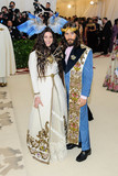 Jared Leto Photo - Photo by ESBPstarmaxinccomSTAR MAX2018ALL RIGHTS RESERVEDTelephoneFax (212) 995-11965718Lana Del Rey and Jared Leto at the 2018 Costume Institute Benefit Gala celebrating the opening of Heavenly Bodies Fashion and the Catholic Imagination(The Metropolitan Museum of Art NYC)