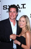 Andrew Firestone Photo - Photo by Lee RothSTAR MAX Inc - copyright 200373003Andrew Firestone and fiance Jenn Scheftt at the world premiere of SWAT(Westwood CA)