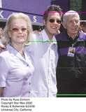Aaron Spelling Photo - Photo by Russ EinhornSTAR MAX Inc - copyright 2000Aaron Spelling and family