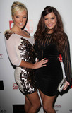Aisleyne Horgan Wallace Photo - Imogen Thomas and Aisleyne Horgan-Wallace at the OK Magazine Christmas Party at Embassy London London UK 12610