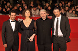 Alessandro Gassman Photo - Amr Waked Ksenia Rappoport Ricky Tognazi and Alessandro Gassman at the premiere of Il Padre E Lo Straniero at the 5th International Rome Film Festival in Rome Italy 103010
