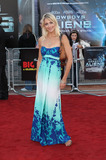 Ali Bastian Photo - Ali Bastian at the UK premiere of Cowboys and Aliens at the O2 Arena London UK 11th August 2011