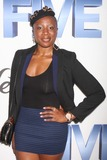 Aisha Hinds Photo - Aisha Hinds Arriving at the World Premiere of Lifetimes Five at Skylight Soho in New York City on 09-26-2011 Photo by Henry Mcgee-Globe Photos Inc 2011