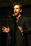 Malcolm Gets Photo - Malcolm Gets Performing at the Third Annual Fred Ebb Award Honoring Peter Mills at the American Airlines Theatre Penthouse Lounge in New York City on 11-26-2007 Photo by Henry McgeeGlobe Photos Inc 2007