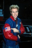 Ashley Angel Photo -  112201 the 75th Annual Macys Thanksgiving Day Parade in NYC Ashley Angel Photo by Henry McgeeGlobe Photos Inc