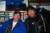 Eric Schweig Photo - Sundance Film Festival Skins Photo Op Utah 011502 Photo by Henry McgeeGlobe Photos Inc 2002 Graham Greene Eric Schweig