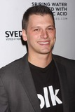 ALBIE MANZO Photo - Albert Albie Manzo Jr (Son of Caroline Manzo) From Bravos the Real Housewives of New Jersey Arriving at Launch of Blk Beverages at Kiss  Fly in New York City on 03-05-2011 photo by Henry Mcgee-globe Photos Inc 2011