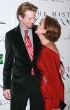 Thaddaeus Scheel Photo - New York NY 11-12-07Marcia Gay Harden and husband Thaddaeus Scheelpremiere of The Mist at The Ziegfeld TheaterDigital photo by Lane Ericcson-PHOTOlinknet