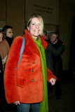 Alice Sykes Photo - Alice Sykes at Narciso Rodriguez Showing of Fallwinter 2003 Collections in the Tent at Bryant Park in New York City on February 11 2003 Photo by Henry McgeeGlobe Photos Inc2003