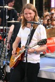 James Valentine Photo - James Valentine of Maroon 5 Performing on Nbcs Today Show Toyota Concert Series at Rockefeller Plaza in New York City on 08-17-2007 Photo by Henry McgeeGlobe Photos Inc 2007