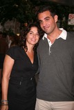 Annabella Sciorra Photo - Annabella Sciorra and Bobby Cannavale Arriving at the Premiere of Romance  Cigarettes at Clearview Chelsea West Cinema in New York City on 08-30-2007 Photo by Henry McgeeGlobe Photos Inc 2007