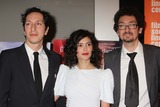 Audrey Tautou Photo - Stephane Foenkinos Audrey Tautou and David Foenkinos Arriving at the Rendez-vous with French Cinemas Closing Night Screening of Delicacy at Lincoln Centers Walter Reade Theater in New York City on 03-11-2012 Photo by Henry Mcgee-Globe Photos Inc 2012