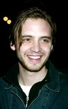 Aaron Stanford Photo - Aaron Stanford Arriving at Party For Premiere of the Guys at Gabriels in New York City on April 2 2003 Photo Henry McgeeGlobe Photos Inc 2003