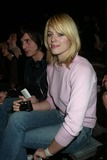 Amanda De Cadenet Photo - Amanda DE Cadenet at Marc Jacobs Showing of Fall Collection at NY State Armory in New York City on February 10 2003 Photo by Henry McgeeGlobe Photos Inc2003