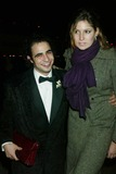 Stella Schnabel Photo - Zac Posen and Stella Schnabel at a Benefit For Amfar at Cipriani 42nd Street in New York City on February 3 2003 Photo by Henry McgeeGlobe Photos Inc 2003