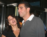 Annabella Sciorra Photo - Sciorra and Cannavale9150JPGNew York NY 08-30-07Annabella Sciorra and Bobby Cannavale (with a cast on his wrist)premiere of Romance  Cigarettes at Clearview Chelsea West CinemaDigital photo by Adam Nemser-PHOTOlinknet
