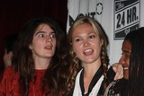 Gaby Hoffman Photo - NYC  111510Gaby Hoffman and Julia Stiles at the party for the 10th Annual Production of  The 24 Hour Plays at BB KingsPhoto by Adam Nemser-PHOTOlinknet