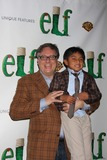 Douglas Carter Beane Photo - NYC  111410Douglas Carter Beane and son at opening night of the new musical Elf on Broadway at the Al Hirschfeld TheatrePhoto by Adam Nemser-PHOTOlinknet