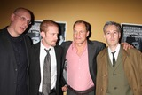 Adam Yauch Photo - The Messenger cast9221JPGNYC  110809Oren Moverman Ben Foster Woody Harrelson and Adam Yauch at a screening of their new movie The Messenger at Clearviews Chelsea CinemaDigital Photo by Adam Nemser-PHOTOlinknet