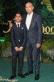 Ben Kingsley Photo - April 11 2016 - Neel Sethi and Ben Kingsley attending The Jungle Book European Premiere at BFI Imax in London UK