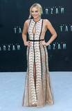 Margot Robbie Photo - July 5 2016 - Margot Robbie attending The Legend Of Tarzan European Premiere at Odeon Leicester Square in London UK