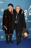 Jo Woods Photo - January 19 2016 - Jo Wood and Brix Smith Start attending Cirque du Soleil Amaluna press night Royal Albert Hall in London UK