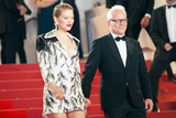 Thierry Fremaux Photo - CANNES FRANCE - MAY 10 Lea Seydoux and Thierry Fremaux attend the screening of Cold War (Zimna Wojna) during the 71st annual Cannes Film Festival at Palais des Festivals on May 10 2018 in Cannes France(Photo by Laurent KoffelImageCollectcom)