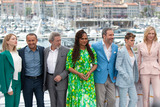 Andrey Zvyagintsev Photo - CANNES FRANCE - MAY 8 (L-R) Jury members Lea Seydoux Andrey Zvyagintsev Ava DuVernay Denis Villeneuve Kristen Stewart and jury head Cate Blanchett attend the Jury photocall during the 71st annual Cannes Film Festival at Palais des Festivals on May 8 2018 in Cannes France(Photo by Laurent KoffelImageCollectcom)