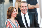 Jean Dujardin Photo - VENICE ITALY - AUGUST 30 Nathalie Pchalat and Jean Dujardin walks the red carpet ahead of the JAccuse (An Officer And A Spy) screening during the 76th Venice Film Festival at Sala Grande on August 30 2019 in Venice Italy(Photo by Laurent KoffelImageCollectcom)