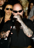 Dimebag Darrell Photo - Kerry King of Slayer attends the Posthumoustly Induction of legenadary metal guitarist Dimebag Darrell Abbott into Hollywoods RockWalk held at the Guitar Center in Hollywood California on May 17 2007  Copyright 2007 by Arno GranPopular Images