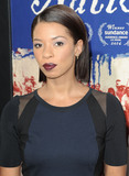 Angel Parker Photo - September 21 2016 LAAngel Parker arriving at the premiere of Fox Searchlight Pictures The Birth of a Nation at ArcLight Cinemas Cinerama Dome on September 21 2016 in Hollywood CaliforniaBy Line Peter WestACE PicturesACE Pictures IncTel 6467670430