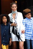 Henry Samuel Photo - June 30 2016 New York CityTV personality Heidi Klum and her sons Johan and Henry Samuel walk in Tribeca on June 30 2016 in New York CityBy Line Nancy RiveraACE PicturesACE Pictures IncTel 6467670430