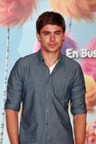 The Lorax Photo - Actor Zac Efron at a photocall for Dr Seuss The Lorax at Villa Magna Hotel on March 8 2012 in Madrid Spain