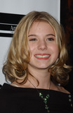 Hannah Pilkes Photo - NEW YORK DECEMBER 15 2004    Hannah Pilkes at the New York premiere of The Woodsman
