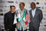 Cesar Chavez Photo - June 15 2016 Miami FLJulio Cesar Chavez Don King and Evander Holyfield attending the Foundation Baja Del Sol charity event at the Kilma Restaurant on June 15 2016 in Miami Beach FloridaBy Line SolarACE PicturesACE Pictures IncTel 6467670430