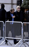 Andrew Upton Photo - February 7 2014 New York CityCate Blanchett Andrew Upton attending Philip Seymour Hoffmans funeral at St Ignatius Loyola Church in Manhattan on February 7 2014 in New York City