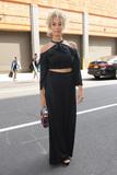 Alice  Olivia Photo - September 13 2016 New York CityLeona Lewis was seen arriving to Alice  Olivia fashion show in New York City on September 13 2016Credit Kristin CallahanACE Picturestel 646 769 0430