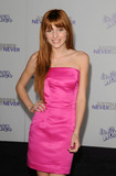 Bella Thorne Photo - Actress Bella Thorne arriving at the premiere of Justin Bieber Never Say Never at the Nokia Theater LA Live on February 8 2011 in Los Angeles